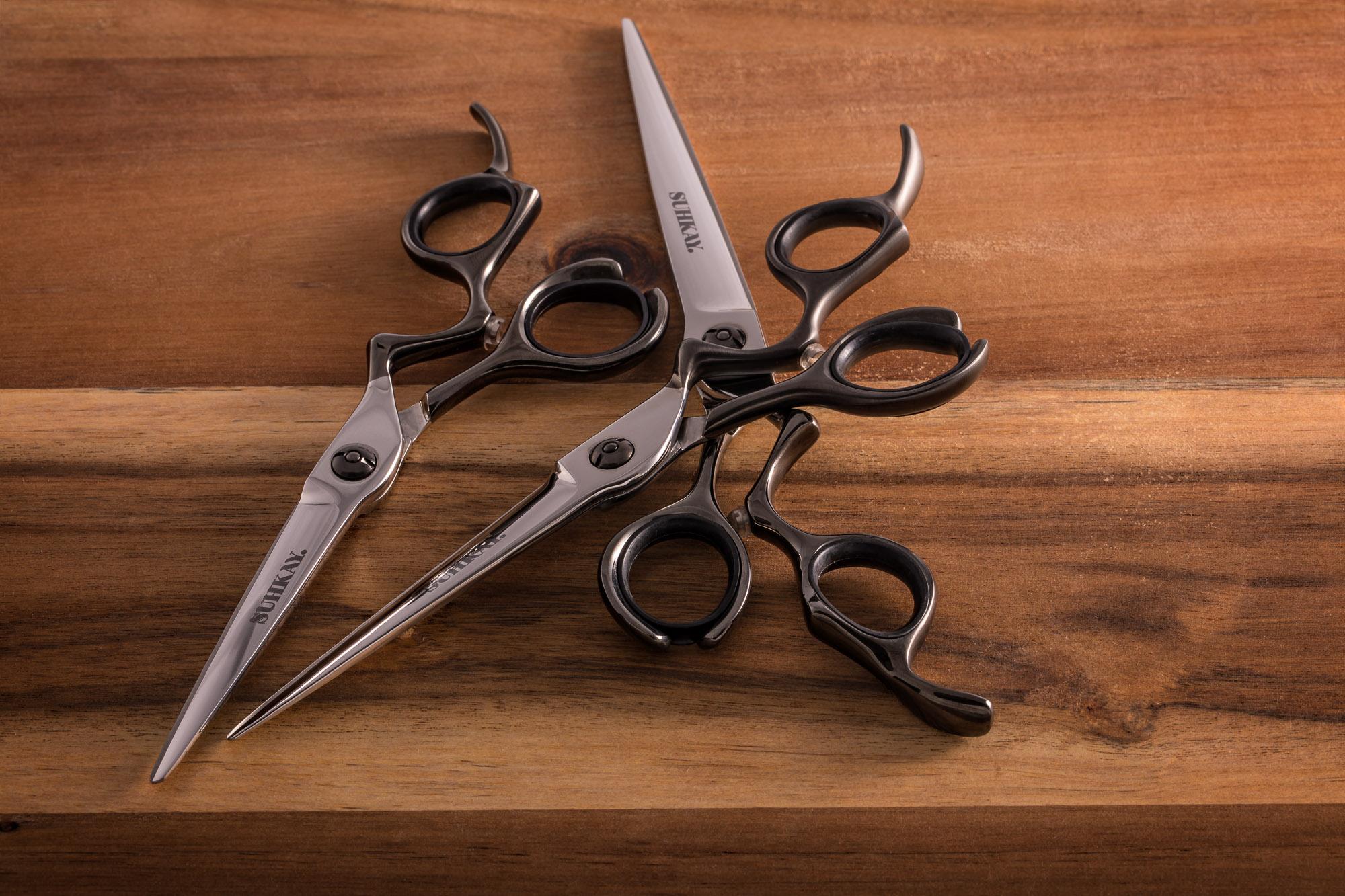 Professionelle Coiffeurscheren für Haarprofis